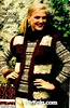Tricot-crochet Cahier détachable №971 1981 (Homair) Tags: wool vintage sweater mohair combo modeettravaux