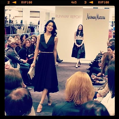 #NiemanMarcus #Spring2014 #summer2014 #fashion #collection #runway #catwalk #models