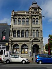 The Albemarle (Fraser P) Tags: newzealand heritage architecture hotel historic wellington ornate derelict edwardian brothel ghuznee albemarle