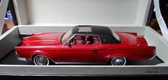 1971 Lincoln Continental Mark III Hardtop (JCarnutz) Tags: 1971 continental lincoln markiii 124scale resincast automodello