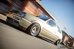 Ben's VW Golf MK3 Turbo (MDB Images) Tags: vw gold bucket low smooth cage turbo static schmidt audi crackle splits stance recaro mk3 mdbimages