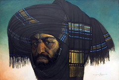 Saeed Akhtar (paintersofpakistan) Tags: pakistan art artist teacher painter karachi lahore sindh nida saeed akhtar nca jinnah qureshi iqbal ramzan laiq allama