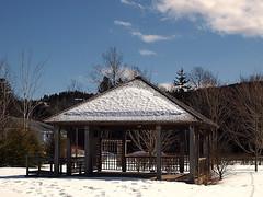 0007802 (Shakies Buddy) Tags: winter snow canada nb bandstand unitypark ©allrightsreserved nbphoto grandbaywestfield