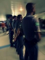The look. (Chá Vermelho) Tags: saopaulo metro protest vai nao copa ter