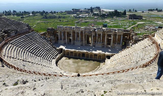 Circo restaurado de Hierapolis