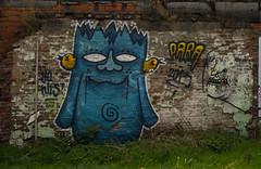 Frankendoel (@lvr) Tags: street urban haven art graffiti town nikon graf ghosttown graff antwerpen ville urbex 1424