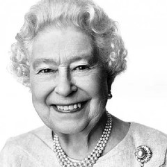 พระบรมฉายาลักษณ์พระราชินีอังกฤษ