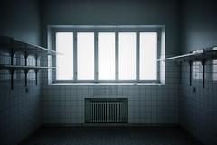 (Sameli) Tags: old light shadow urban building window suomi finland helsinki decay room military exploration barracks ue 1935 urbex