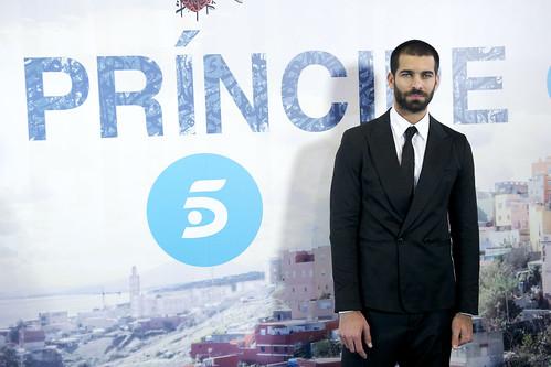 """Rubén Cortada en la premiere de """"El Príncipe"""""""