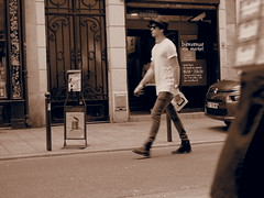 Street life, St Germain!