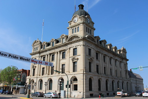 Moose Jaw City Hall (Moose Jaw, Saskatchewan)