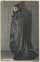 GHISLAIN, Germain, Méphistophélès, Faust, Avignon, 28/11/1950 (Operabilia) Tags: operabilia claudepascalperna autographe autograph opérette operetta baritone richarddemoulin germainghislain faust gounod méphistophélès