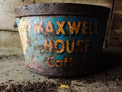 good to the last abandoned drop...(house down the dirt path) (Aces & Eights Photography) Tags: abandoned abandonment decay ruraldecay oldhouse abandonedhouse coffee