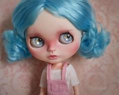 FA - Linna (OOAK Blythe doll)