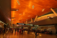 Doha Airport 24 (David OMalley) Tags: qatar doha airport hamad international