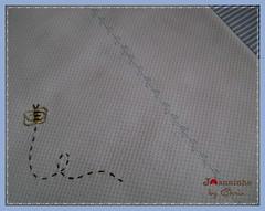 abelhinha (Joanninha by Chris) Tags: handmade feitoamão bordado manta menino urso ursinho enxovalbebe enxovalmenino aplicaçãodetecidos artesanato bear baby bebê patchwork patch azul