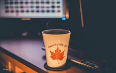 Café como Muié (Genival Sales (P.A Films)) Tags: coffe café caneca mug drink gopro office desk morning mood moody sp