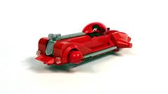 Packard Regent (timhenderson73) Tags: lego custom moc retro futuristic hover car science fiction art deco dieselpunk
