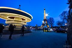 Eiffelkarussell (EISBÆR) Tags: paris eiffelturm karussell tour eiffel