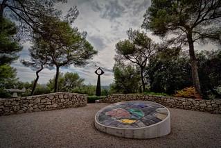 Labyrinth by Joan Miró