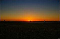 Togetherness (Lato-Pictures) Tags: halde hoheward ruhrgebiet germany sunset outdoor zweisamkeit togetherness sonnenuntergang sun himmel sky