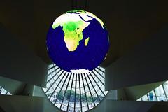 Environment (mara.arantes) Tags: museum museu earth globe lines archiecture arquitetura