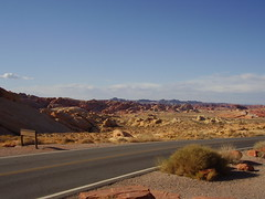 Valley of Fire State Park, Nevada, USA. (firehouse.ie) Tags: statepark park usa mountains valleyoffire america fire us sand highway scenery solitude desert state united nevada scenic valley states nativeamericans vastness