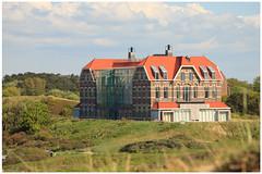 Koloniehuis Egmond aan Zee (2) (H. Bos) Tags: film coast dunes zee duinen aan noordholland egmond kust badplaats ciskederat zwartendijk koloniehuis