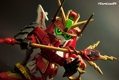 DSC_5908 (sumosam87) Tags: toy photography battle fei sd brave warriors bb gundam zhang gunpla sangokuden
