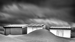 Cabine De Plage 3 (Ian Mountford) Tags: beachhuts calais panel2013