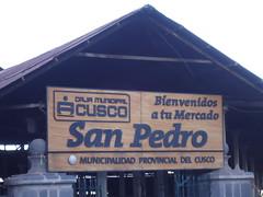 Mercado San Pedro (Fernando Bryan Frizzarin) Tags: peru hall san market cusco central pedro mercado municipal