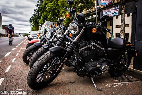 Harley Davidson - Glasgow