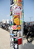 stickers in amsterdam (wojofoto) Tags: amsterdam stickers stickerart combo stickercombo wojofoto isoe wojo wolfgangjosten sticker