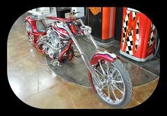 2006 Custom (AmericanBiker) Tags: chopper inch power engine custom powerful 147 cubic bagger