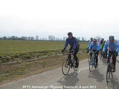 Rekreatoer Rijploeg Toertocht 2013-04-06_051 (Rekreatoer) Tags: ridderkerk wielrennen toerfietsen rijploeg rekreatoer