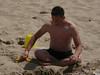 Barry Island July 2013 -  072 (marmaset) Tags: summer seagulls men beach seaside sand lads barry trunks swimmers sunbathers beachboys heatwave barryisland funinthesun rightcommon sunworhippers