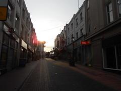 July in Brighton, England (Simona.Marinkova) Tags: uk trip sea summer england sun cold beach water beer yellow swim brighton europe day stones july tasty sunny diner visit american sunbathe 2013