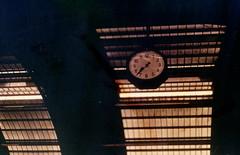 about time (Max Miedinger) Tags: cinema milan film minolta kodak milano vision tungsten srt101 pellicola cinematographic rullino redscale selfdevelop tetenal 320t ecn2