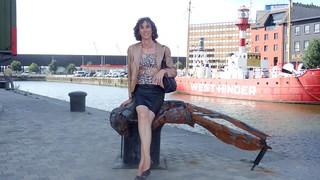 Belgian trip with Ellen / Voyage en Belgique avec Ellen
