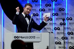 Royal Opera House rolls out the red carpet for the 2013 GQ Men Of The Year Awards