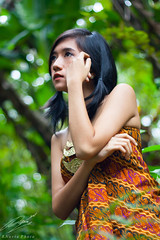 Jessica-02 (Rama N) Tags: woman girl canon indonesia java model canon50mmf18 raman canon50mm canon1000d
