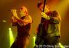 Avenged Sevenfold @ Hail to the King Tour, Joe Louis Arena, Detroit, MI - 10-13-13