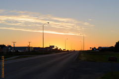 X-ing USA (Edi Bhler) Tags: street sky clouds sunrise landscape highway perspective himmel wolken landschaft sonnenaufgang ferien perspektive weg 200400mmf4 nikond4s