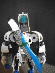 Frylrix- Toa of Ice (Toa Taruho) Tags: lego bionicle toa moc