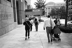 Washington, variations argentiques autour du Capitole (CarnetsDeTraverse) Tags: voyage road trip blackandwhite analog photo noiretblanc olympus xa ilford tatsunis