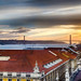 Lisbon at Sunset