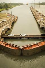 Canal do Panamá (Bruno Farias) Tags: cruise canal ship navy cruising panama navio panamacanal everrocks obrunofarias