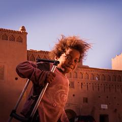 IMG_9353 (Filippov Ilya) Tags: street girl luggage morocco    2013