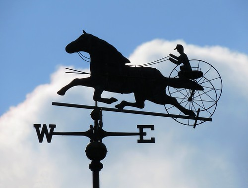 Beautiful Weathervane