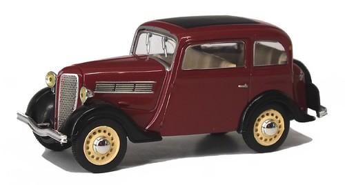 IXO Rosengart Super 5 LR4N 1938